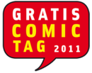 Das 'Gratis Comic Tag'-Logo