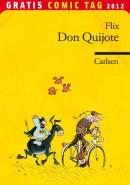 GCT 2012 Cover für 'Flix' Don Quijote'