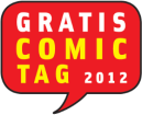Das 'Gratis Comic Tag'-Logo, 2012