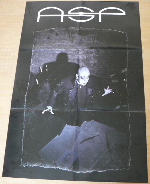 Das Foldout Poster