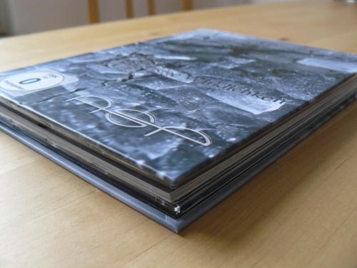 Das Cover der 'Eisige Wirklichkeit'-Single - aus einer anderen Perspektive