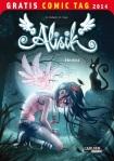Gratis Comic Tag 2014 Cover vom Comic 'Alisik'