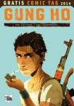Gratis Comic Tag 2014: Gung Ho Cover