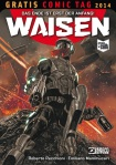 Gratis Comic Tag 2014 Cover vom Comic 'Waisen'